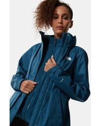 The North Face - Women's Evolve Ii Triclimate® Jacket Monterey - Lyst