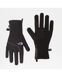 The North Face Gore-tex® Closefit Tricot Handschuhe Tnf - Schwarz