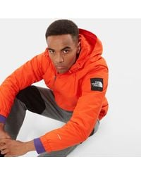 The North Face Mountain Q-jas Met Voering - Oranje