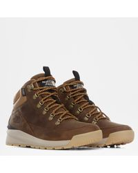 The North Face Back To Berkeley-boots - Zwart