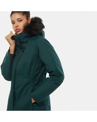The North Face Parka Arctic Ii Down - Vert