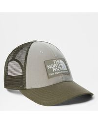 The North Face - Berretto Mudder Trucker Agave - Lyst