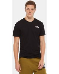 The North Face Simple Dome - T-shirt - Noir