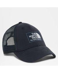 The North Face Casquette Mudder Trucker Urban - Bleu