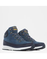 The North Face Back-to-berkeley Redux Lux-boots - Blauw