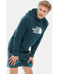 The North Face Surgent Halfdome-hoodie - Groen