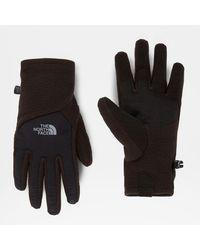 The North Face Women's Denali Etiptm Gloves Tnf - Black
