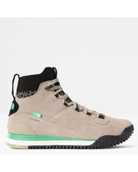 The North Face Back-to-berkeley Sport Boots Iii - Black