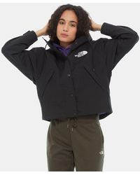 The North Face Women's Reign On Jacket Tnf - Black
