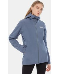 The North Face Women's Apex Flex Dryventtm Jacket Grisaille - Grey