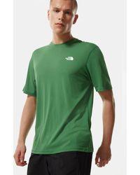 The North Face T-shirt À Manches Courtes Flex Ii - Vert