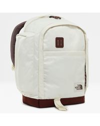 The North Face Ruthsac-rugzak Vintage \sequoia Red - Wit