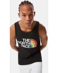 The North Face Débardeur Rainbow - Noir