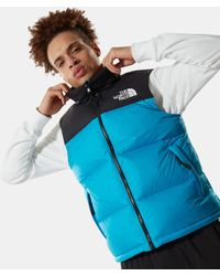 The North Face 1996 Nuptse Down Gilet - Blue