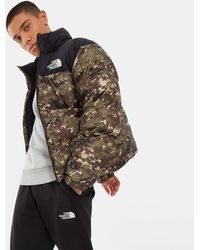 The North Face Veste Compactable 1996 Retro Nuptse - Vert