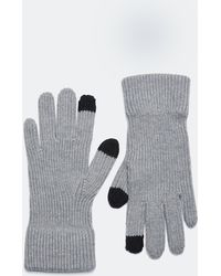 Theory - Merino Wool Tech Glove - Lyst