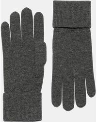 Theory - Cashmere Gloves - Lyst