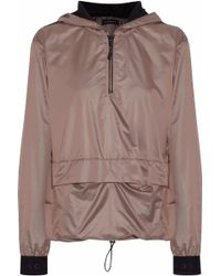 Koral - Ground Anorak Mesh-paneled Shell Hooded Jacket - Lyst
