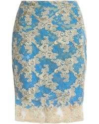 Marques'Almeida - Layered Corded Lace Skirt - Lyst