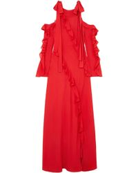 Elie Saab Gowns Red