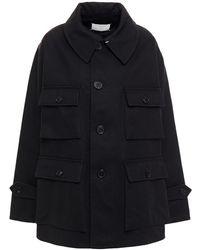 Maison Margiela - Cotton-twill Jacket - Lyst