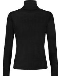 N.Peal Cashmere - Mélange Cashmere Turtleneck Sweater - Lyst