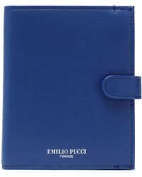 Emilio Pucci - Leather Passport Cover - Lyst