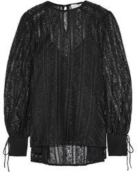 Rebecca Vallance - Corded Lace Top - Lyst