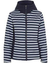 Fusalp - Hafjell Stripes Hooded Stretch-shell Ski Jacket - Lyst