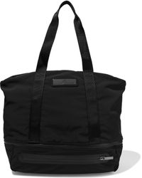 adidas By Stella McCartney Iconic Shell Weekend Bag Black