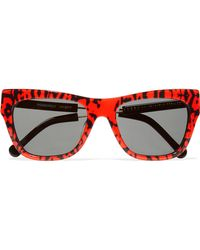Preen By Thornton Bregazzi - Pemberely D-frame Acetate And Metal Sunglasses - Lyst