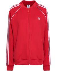 adidas Originals - Stretch-jersey Sweatshirt - Lyst