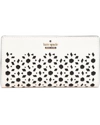 Kate Spade - Woman Wallets Off-white Size -- - Lyst