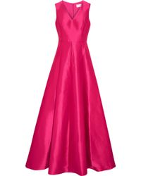 Mikael Aghal - Faille Gown - Lyst
