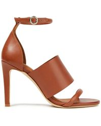Rodebjer - Adora Leather Sandals - Lyst