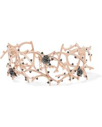 Noir Jewelry - Bewitching Crystal-embellished - Lyst