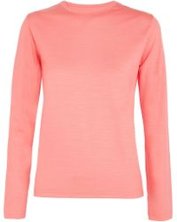 Mover - Merino Wool Top - Lyst