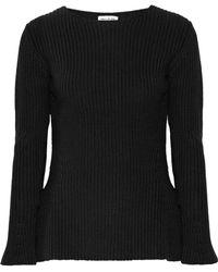 Paul & Joe - Ribbed Cotton Sweater - Lyst