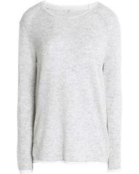 Joie - Fine Knit Light Grey - Lyst