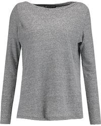 Petit Bateau - Striped Linen T-shirt - Lyst