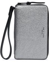 Rag & Bone - Metallic Leather Phone Case - Lyst