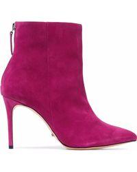 Schutz - Michela Nubuck Ankle Boots - Lyst