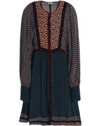 Talitha - Ashanti Print Athena Dress - Lyst