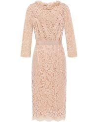 Goat - Venus Wool-crepe Dress - Lyst