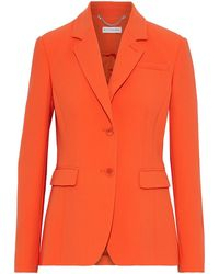 Altuzarra Fenice Cady Blazer Orange