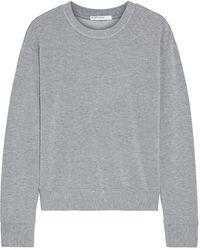 Stateside Mélange Fleece Sweatshirt - Grey