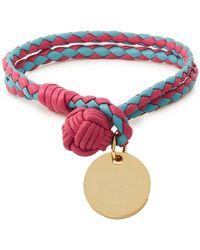 Zimmermann Leather Bracelet - Multicolour