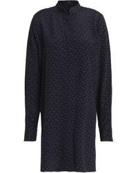 JOSEPH - New Dara Printed Silk Tunic - Lyst