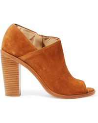 Rag & Bone - Mabel Suede Ankle Boots - Lyst