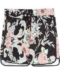 Zimmermann Shorts - Black
